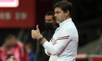 Pochettino insinúa que convocará a Mbappé y Messi para mañana ante el Reims