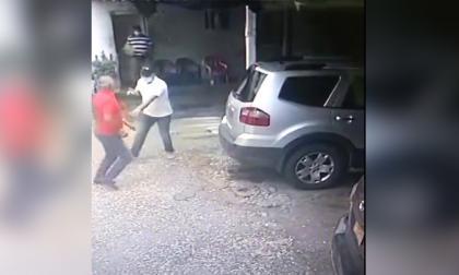 Ola de atracos en Barranquilla: tres quedaron grabados en videos