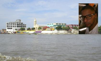 Hombre cayó al río Magdalena durante una riña