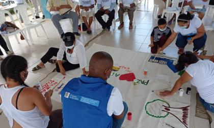 En los 22 años de la masacre de Capaca se rinde homenaje a las víctimas