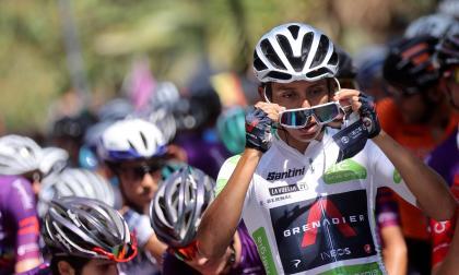 Egan Bernal afirma que no tiene nada que perder en La Vuelta a España