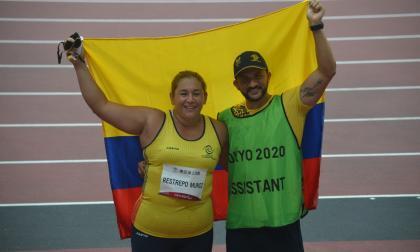 Colombia sigue acumulando medallas en los Juegos Paralímpicos de Tokio-2020