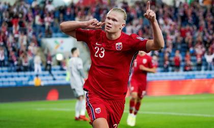 Países Bajos rescató un empate en su visita a Noruega