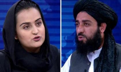 Periodista que entrevistó a los talibanes huyó de su país