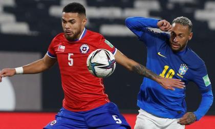 Chile 0, Brasil 1: 'la Canarinha' ya tiene un pie en Catar
