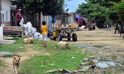 Casi medio millón de colombianos entraron en pobreza en 2020 por la pandemia
