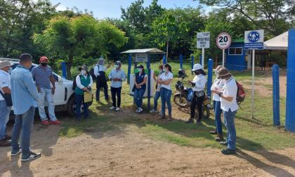 Operador de relleno sanitario de Montería impidió inspección de la Defensoría