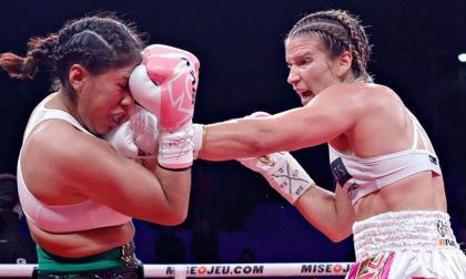 Boxeadora mexicana de 18 años muere días después de recibir un nocaut