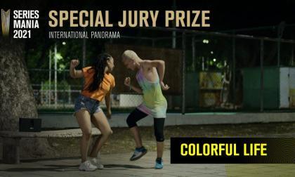 'La vida de colores' obtuvo el Premio Especial del Jurado