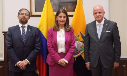 Colombia pide que diálogo venezolano conduzca a elección presidencial libre