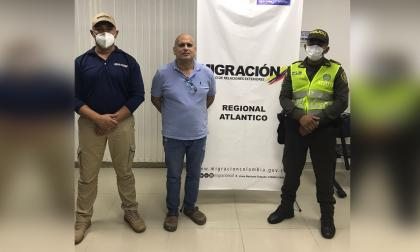Capturan en Barranquilla a hombre pedido en extradición por tráfico de drogas