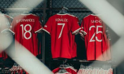 38 millones de euros: camiseta de Cristiano Ronaldo rompió récord de ventas
