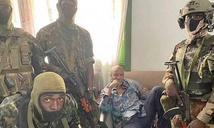 Militares derrocan a presidente de Guinea en golpe de Estado
