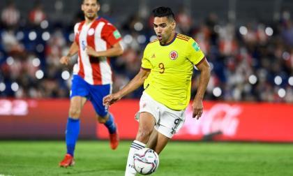 Radamel Falcao cree que Colombia pudo haber ganado un juego de visitante