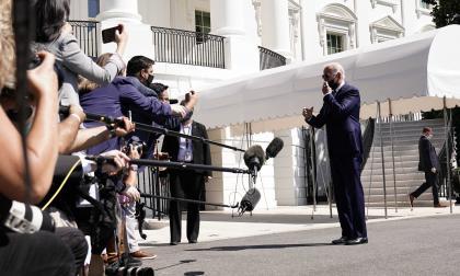 Joe Biden blinda el derecho  al aborto