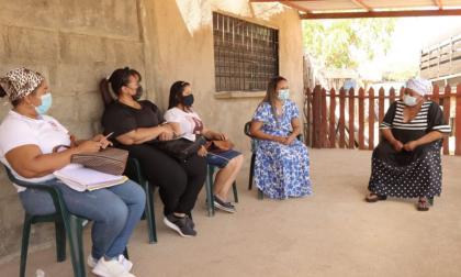 Supervisan el PAE en colegios de Riohacha