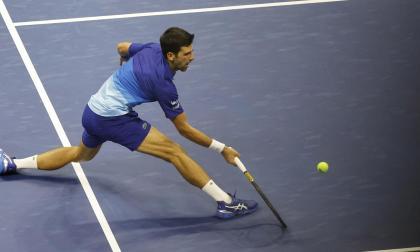 Djokovic sigue perfecto y llega por duodécima vez a los cuartos