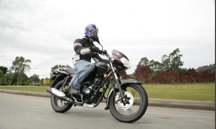 Las ventas de motocicletas siguen creciendo en Colombia