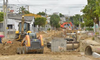 Obras de canalización del arroyo La Felicidad podrían prorrogarse
