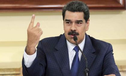 Maduro acusa a Duque de allanar Monómeros para romper diálogo con oposición