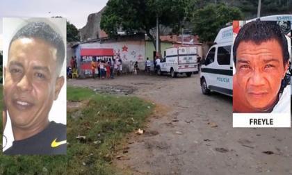 Un muerto y un herido en atentado a bala en Santa Marta