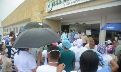 Gobernación de La Guajira se compromete con pago de salarios en el hospital de Maicao