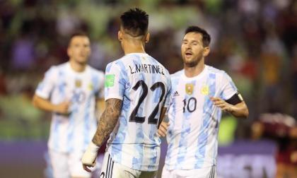 Argentina vs. Bolivia: la Albiceleste quiere festejar frente a su público