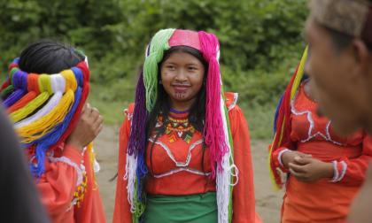 Un grito en el silencio, documental inspirado en las mujeres Embera