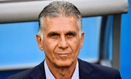 Carlos Queiroz es el nuevo entrenador de Egipto