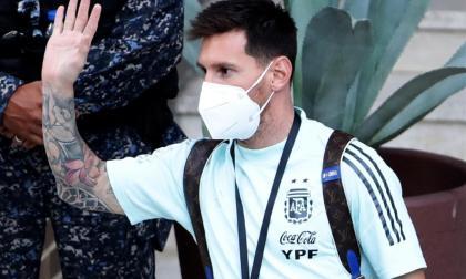 """""""Ni antes éramos los peores, ni ahora somos los mejores"""": Messi"""