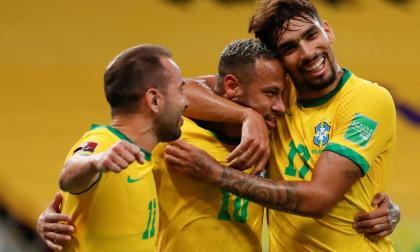 Brasil derrotó a Perú y sigue con puntaje perfecto en la Eliminatoria