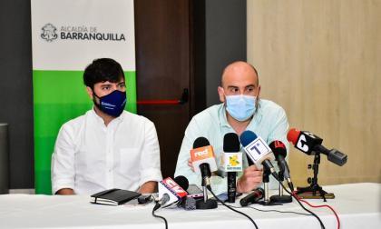 Alcalde Pumarejo y ANI evalúan situación del Cortissoz