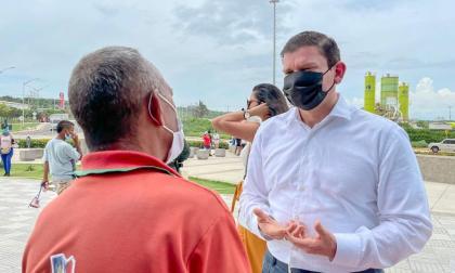 La mirada al campo del precandidato John Milton Rodríguez