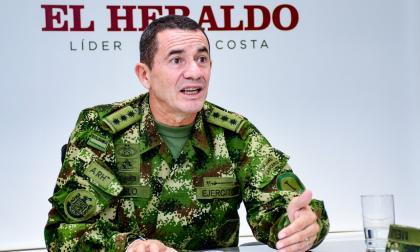 """""""El sur de Bolívar es una prioridad para el Ejército"""""""