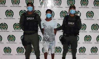 Capturan a 'el Wilson', uno del cartel de los más buscados en Barranquilla