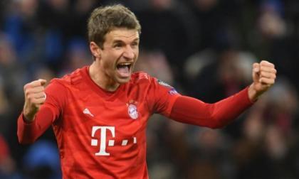 Es una lástima que el Barcelona ya no tenga a Messi: Thomas Müller