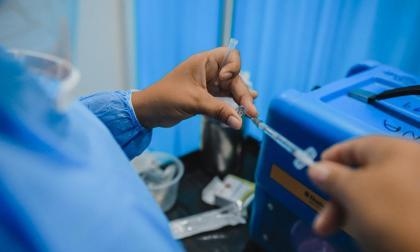 Reactivan puestos de vacunación móvil en Sincelejo