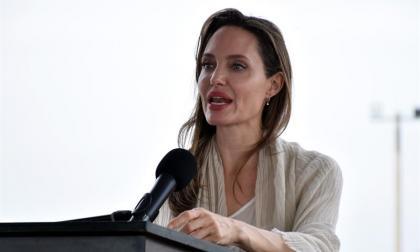 ¿Por qué Angelina Jolie visitó la Casa Blanca?