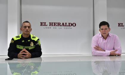 Trasladarán en Barranquilla a 150 internos de las URI a las cárceles