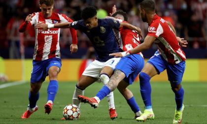 Atlético de Madrid vs. Porto: minuto a minuto del partido de Champions
