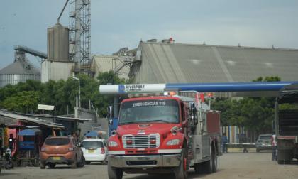 Dos muertos y un herido en accidente laboral en empresa portuaria
