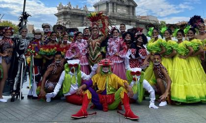 El Carnaval se toma Madrid, España