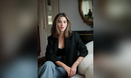 Moda y belleza: los pilares que mueven a Nicole Ravachi