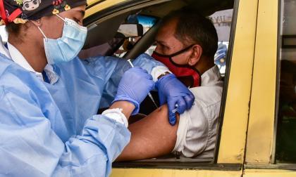 Llegaron más de 35 mil dosis a Barranquilla donadas por España