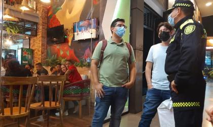 Amor y Amistad: 11 capturas, traslados a la ucj y 109 comparendos
