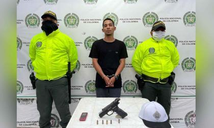 Capturado alias Chama, sicario del Clan del Golfo en Santa Marta
