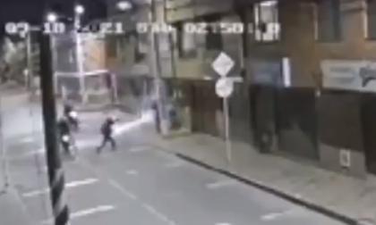 Insólito: en video queda registrado cuando ladrones roban a otros ladrones