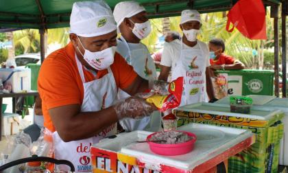 Festival del Camarón en San Antero convocó a 15 mil personas