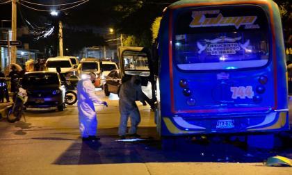 Atacan a bala a un conductor de Lolaya en Soledad
