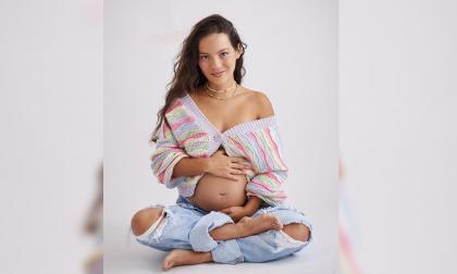¡Nació Isla! La hija de la actriz Natalia Reyes